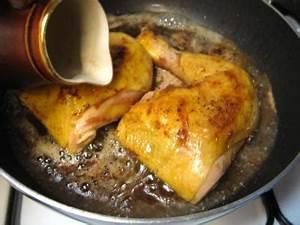 Cuisse De Poulet A La Poele : cuisses de poulet sauce moutarde supertoinette la ~ Mglfilm.com Idées de Décoration