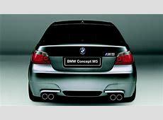 Bmw e60 m5 concept wallpaper 128208