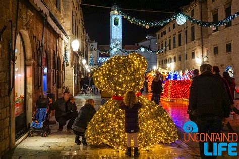 reasons  fall  love  christmas  dubrovnik