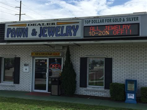 Dealer Pawn & Jewelry   Pawn Shops   1501 S Babcock St