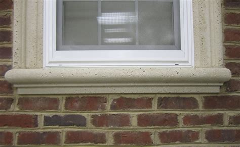 Masonry Window Sill by Bullnose Sills Projects To Try Stucco Exterior