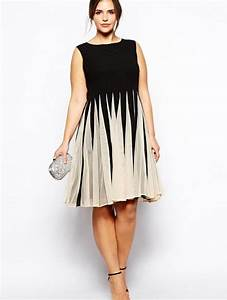 Casual dress for plus size trendy fashion for plus size ladies