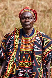 Man in traditional dress in Cameroon | Cameroon ...