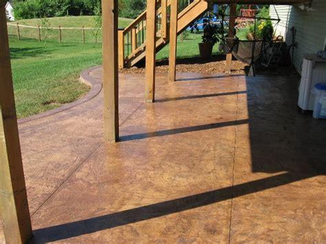 outdoor concrete patio outdoor concrete tea stain outdoor