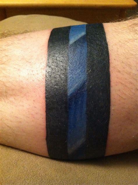 thin blue  tattoo tattoos tattoos  tattoos