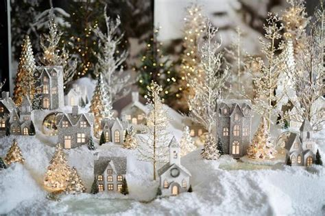 Holiday Décor Trends Range From Vintage To City Chic