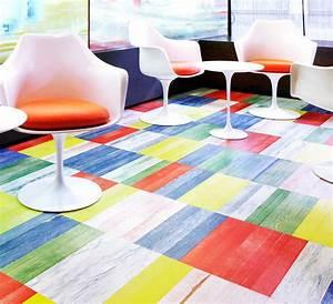 modern wood flooring interiorzine With parquet multicolore