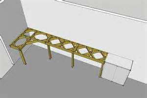 L Shaped Computer Desk Plans by Cheap And Easy Garage Workbench