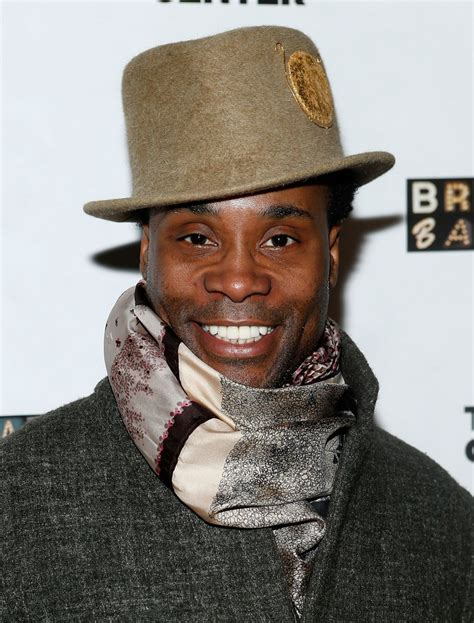 Billy Porter Photos Arrivals The Broadway