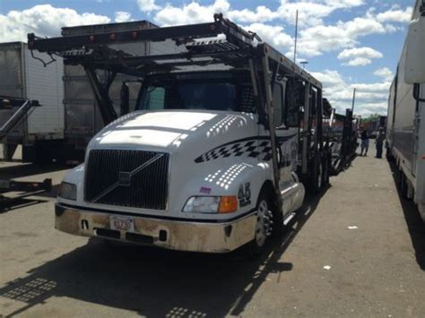 find used volvo 9 car carrier car hauler truck in