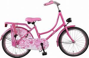Hollandrad 20 Zoll : 20 zoll hollandrad pretty rosa d fahrrad ass ~ Jslefanu.com Haus und Dekorationen