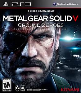 metal gear solid v ground zeroes playstation 3 ign