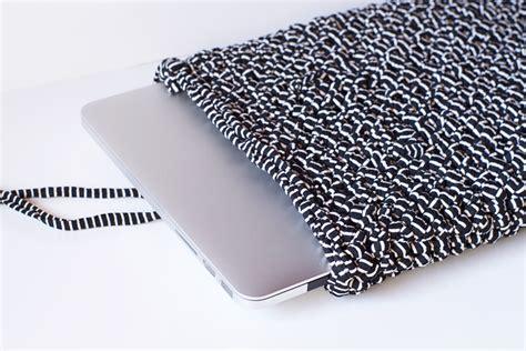 crocheter une housse pour ordinateur portable apodioxe
