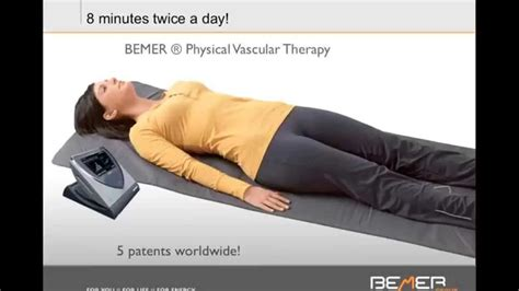 How can BEMER therapyhelp you - YouTube