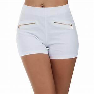 Elegante shorts damen