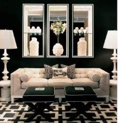 Sofia Vergara Black Dining Room Table by Le Style Journal Get The Look Hollywood Regency