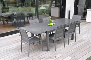 Salon De Jardin Aluminium Pas Cher Ekipia