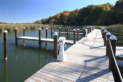 Boat Slip by Marina Quality And Permanent Boat Slips Docks On Lake