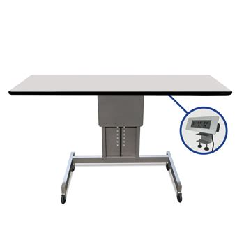 Activity Station Desk by Marvel Focus Focus Desk Activity Table With Cl On Power