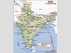 India Three Thematic Maps