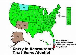 Restaurant Carry | OpenCarry.org