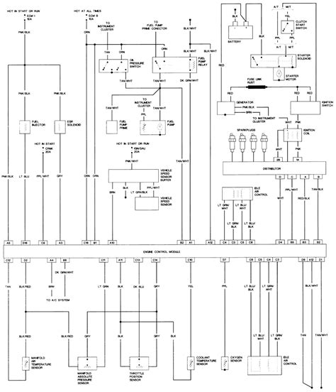 94 S10 22 Wiring Schematic by 94 S10 22 Wiring Schematics Wiring Diagram