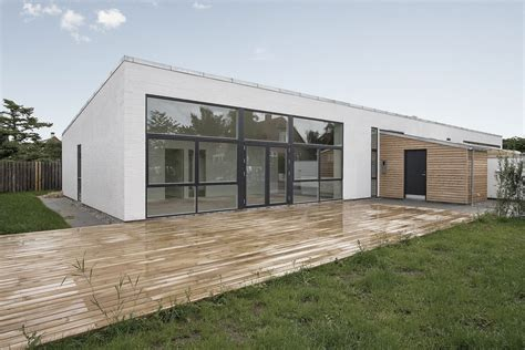 double houses  roskilde  architect