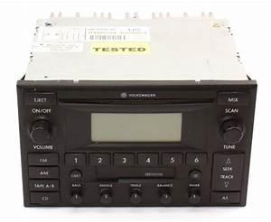 Stock Head Unit Cd Radio Premium 6 Vw Jetta Golf Gti Mk4