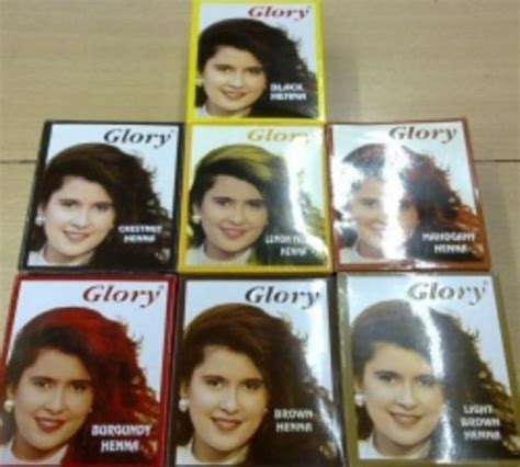 Hair Colourants And Dyes Glory Henna Dye 10 Gram Packet