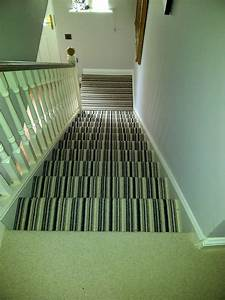 Best hallway carpets landing carpet coordinating stairs for Luxury stair carpet