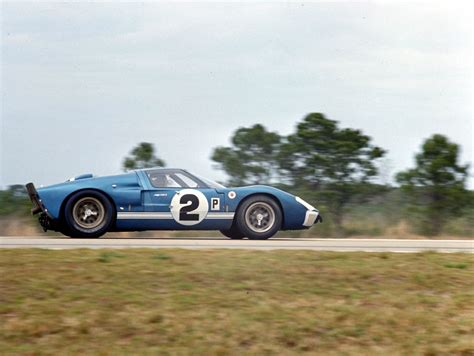 1966 Ford Gt40 Mark Ii Ford Supercarsnet