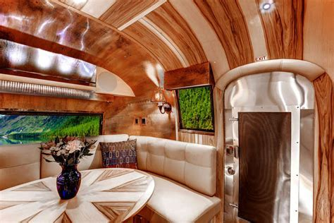 Ridgway ? The Custom Airstream That Will Make You Swoon