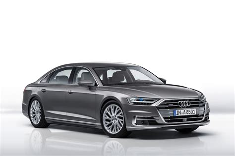 2019 Audi A8 First Look