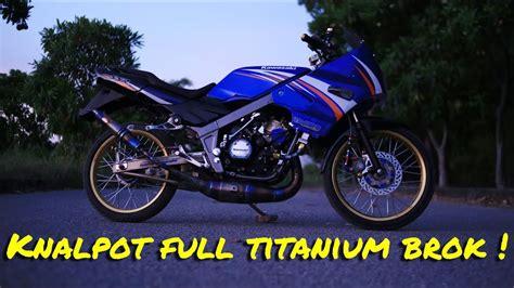 R Thailand Style by Testride Kawasaki Ssr Thailand Style R 95
