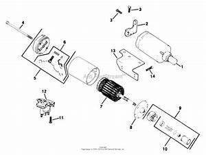 Kohler Magnum 10 Engine Parts