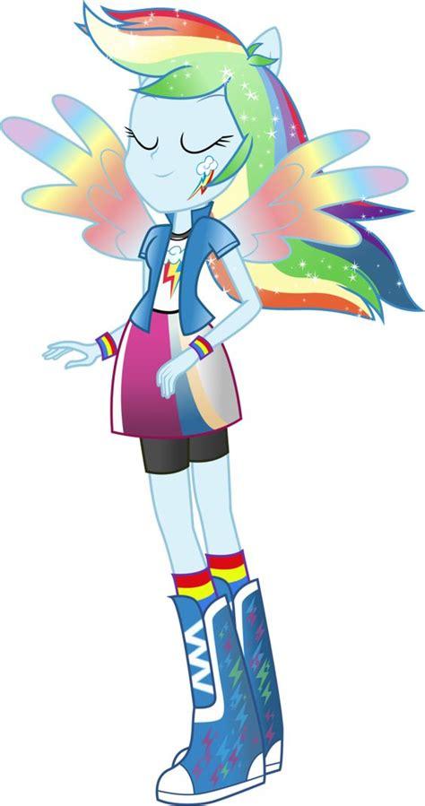 equestria girl rainbow dash happy picture   pony pictures pony pictures mlp