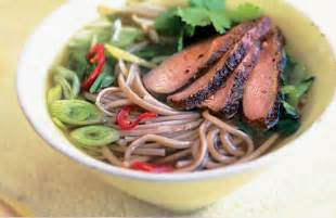 Chinese Duck Noodle Soup Recipe