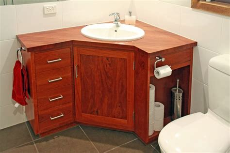 Best Images About Corner Vanity On Pinterest