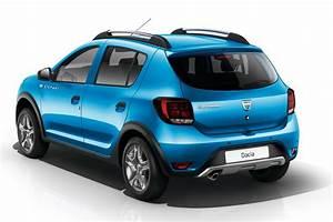 Argus Dacia Logan : nouvelle dacia sandero stepway 2017 dacia sandero la nouvelle sandero d voil e au mondial de l ~ Maxctalentgroup.com Avis de Voitures