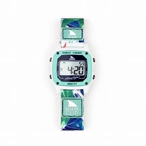 Freestyle Watches Shark Classic Clip Aloha Paradise Green