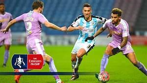 Huddersfield 2-2 Reading - Emirates FA Cup 2015/16 (R3 ...