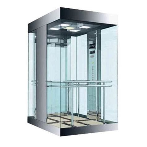 Elevator Cabin by Genxt Elevators Glass Elevator Cabin Rs 90000