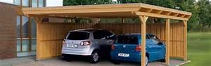 Garage 2 Voitures : choisir un abri pour la voiture car port pinterest ~ Melissatoandfro.com Idées de Décoration