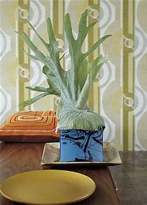 zimmerpflanzen wohnideen dekoration pflanzen With markise balkon mit tapeten im biedermeierstil