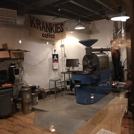 You can see how to get to krankies coffee on our website. Krankies Coffee at the Wherehouse (Winston Salem) - 2019 All You Need to Know BEFORE You Go ...