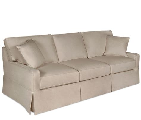 square arm sofa slipcover pb comfort square arm sofa