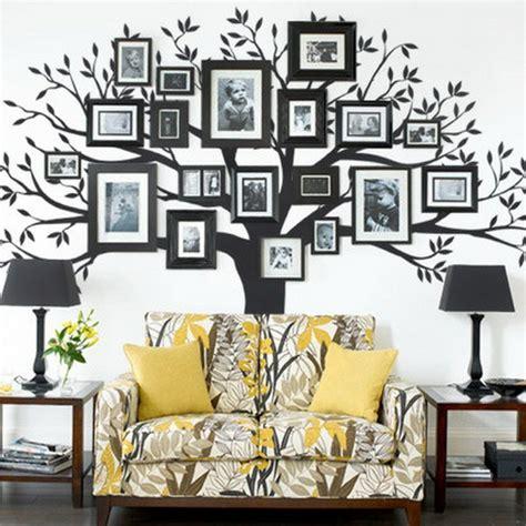 l arbre a cadres le cadre photo d 233 co comment l arranger archzine fr