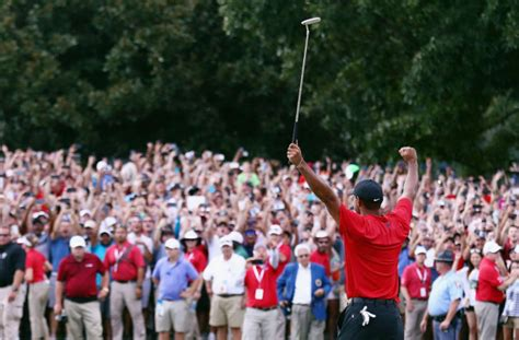 So. Many. People. Tuned In To Watch Tiger Woods' Tour ...