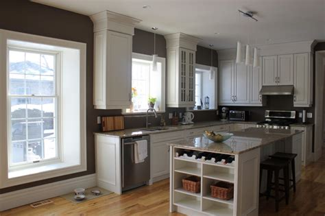 contemporary traditional kitchen 1850 s home 2549