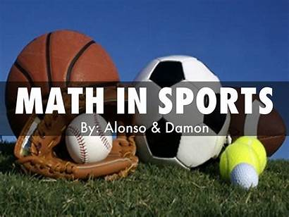 Math Sports Theme